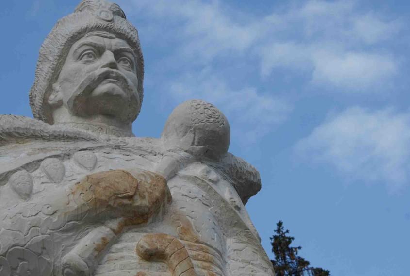 Богдан Хмельницький у Ямполі