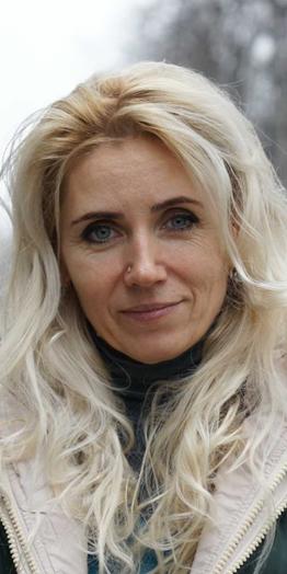 Олена Самойлюк, директор музичної школи, Ямпіль